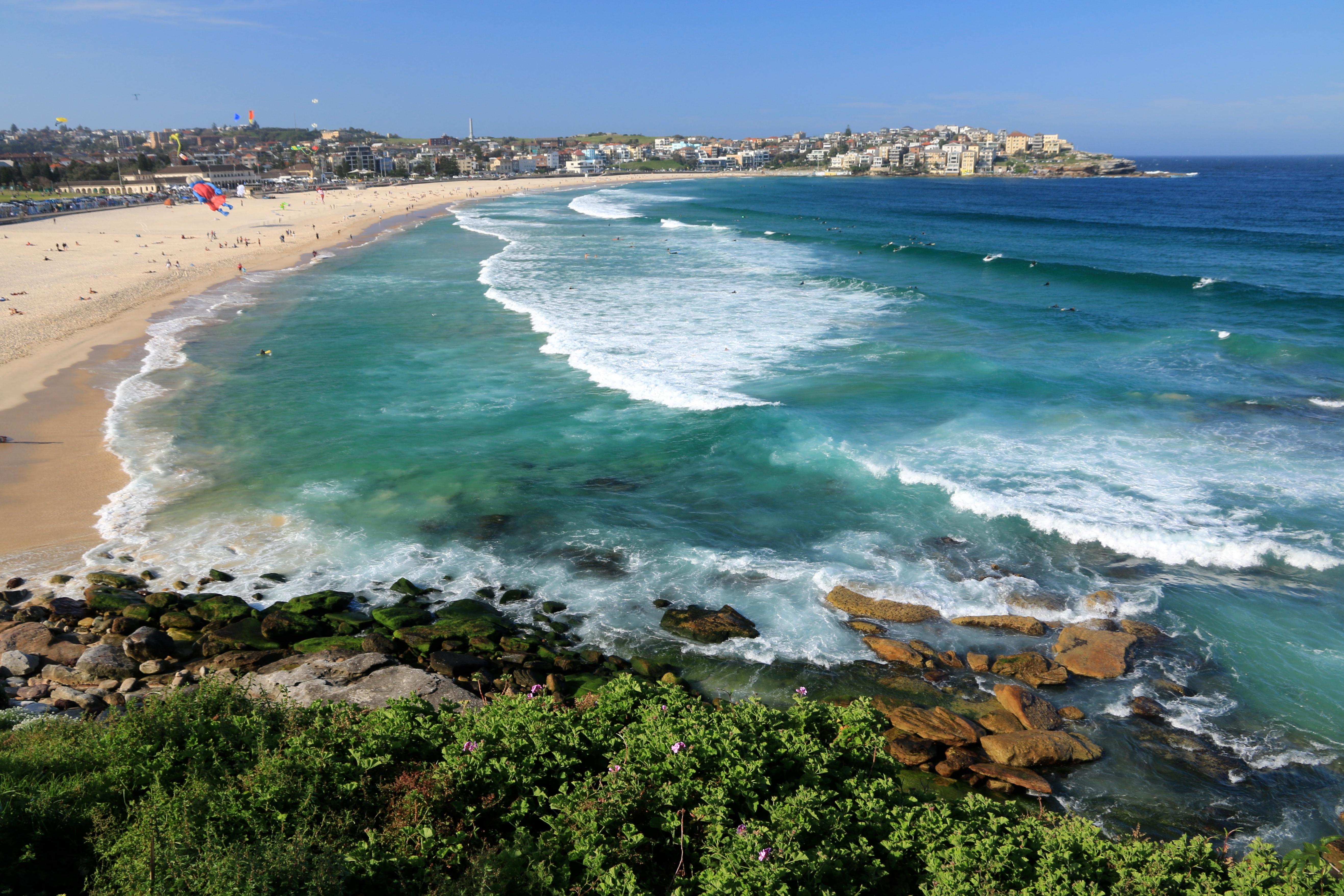 Pakeliui į savo svajonių Australiją.